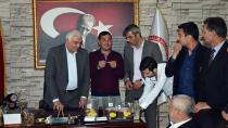 Yumurtalık Belediyesi'nden Zeytin Dalı Turnuvası