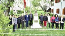 Şeyh Cemil Nardalı Milli Mücadele Konağı'na ziyaretçi akını