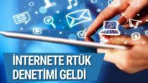 İnternet Yayınlarına RTÜK Denetimi Getiren Yasa Kabul Edildi