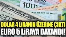 Dolar ve Euro durdurulamıyor!