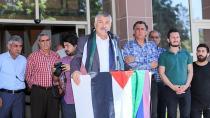 Başkan Karalar'dan İsrail Protestosu