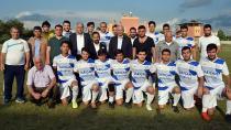 Sarıçam Belediyespor  şampiyonluğunu ilan etti