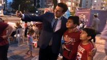 Mehmet Gazioğlu'na gençlerden tam destek!