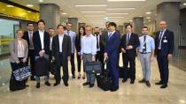 Adana Şehir Hastanesi Japonların İlgi Odağı