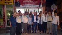 MHP Adana'da Dört koldan Çalışıyor!..