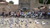 Bisiklet Çalıştayı Adana'da  yapıldı