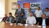 Kozanlılar CHP'lileri bağrına bastı