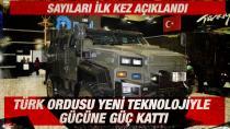 Türk ordusu yeni teknolojilerle donatıldı...