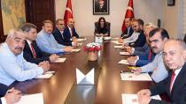 Bakan Sarıeroğlu, Vali Demirtaş ve Belediye Başkanlarından bilgi aldı...