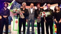 Türk Tiyatrosu'nun usta isimleri Adanalılarla buluştu