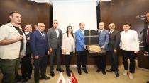 Bakan Özhaseki Adana'da İmar Barışı'nı Anlattı...