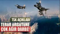 Resmi açıklama geldi! PKK'ya vurulmuş en büyük darbe!