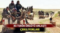 Terör örgütü YPG/PKK ile DEAŞ anlaştı...