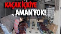 Adana'da Sahte İçki İmalathanelerine Polis Baskını...