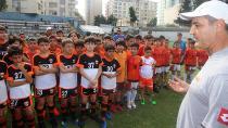 Futbol Şenliği' Bin 100 sporcunun katılımıyla başladı...