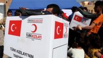 Türkiye en çok insani yardım yapan ülke oldu