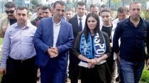 Bakan Sarıeroğlu'ndan Spor Kulüplerine Ziyaret