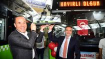 60 yeni otobüs Adanalıların hizmetinde!