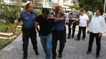 Çukurova'da Atatürk büstüne çirkin saldırı...