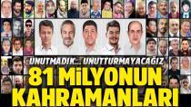 Türkiye Tek Yürek...