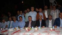 15 Temmuz şehitleri Adana'da anıldı...