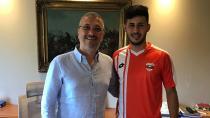 Adanaspor Eren Keleş ile 2 yıllık sözleşme imzaladı