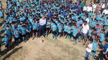 7 bin çocuk ücretsiz futbol eğitimi alacak