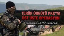 TSK: '6 terörist etkisiz hale getirildi'