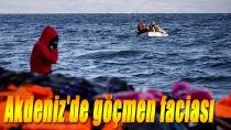 Mersin'de Göçmen Teknesi Battı: Ölü ve Yaralılar Var!
