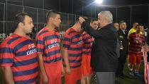 Kozan Belediyesi gençlere sportif faaliyetleri ücretsiz sunuyor