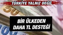 Lübnan Türkiye'ye TL desteği vermek için kampanya başlattı