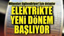 Elektrikte 'kademeli fiyatlandırma' dönemi