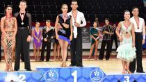 Dansın ustaları Adana'da buluştu
