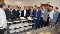 Kardeş Odalardan Adana Ticaret Borsası'na Ziyaret