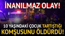 Adana'da Dehşet...