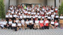 Erkanlı öğrenciler Adana'nın gururu...