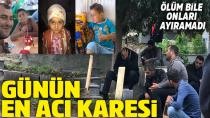 Anneleri Tarafından Öldürülen 3 Kardeş Yan Yana Gömüldü!