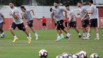 Adanaspor'da Karabükspor maçı hazırlıkları başladı