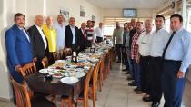 Esnafların başkanları Ceyhan'da buluştu!