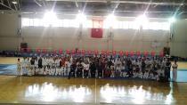 Tekvando İller Arası Dostluk Turnuvasına  200 Sporcu Katıldı