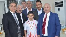Adanalı Sporcu Balkan Şampiyonu Oldu...
