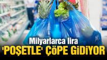 Türkiye'de bir kişi, yılda ortalama 440 plastik poşet kullanıyor