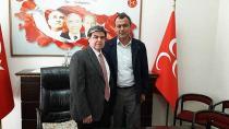MHP'nin Ceyhan Adayı Mustafa Bayar!