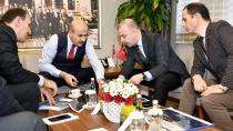 """""""Küçük Sanayi Sitesi"""" alanı masaya yatırıldı..."""