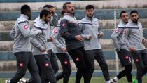 Adanaspor, Eskişehirspor hazırlıklarına başladı