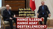 AK Parti hangi illerde MHP adayını destekleyecek?