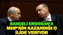 Erdoğan, Bahçeli'den Adana'yı İstedi...