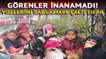 Adana'da sepetli motosiklette 11 kişiyle yolculuk