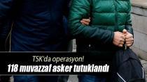 Gazi Turgut Aslan operasyonu...