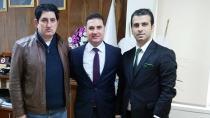 Kiremithanespor'dan Ataşbak'a 'Hayırlı Olsun' Ziyareti